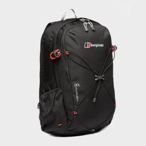 Berghaus Twentyfourseven 30 Backpack - Black/Black, BLACK/BLACK