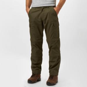 Peter Storm Men's Ramble Ii Double Zip-Off Trousers - Khaki, Khaki