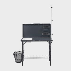 HI-GEAR Mirage Deluxe Kitchen Unit, Grey