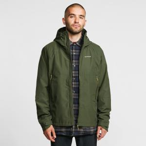 Craghoppers Men's Keelan Waterproof Jacket - Green, Green
