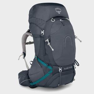 Osprey Women's Aura AG 65 Backpack (Medium), Grey