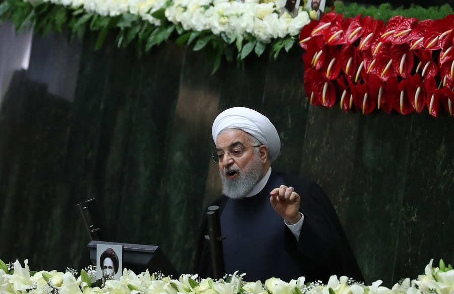 Covid-19 vaccination to start soon in Iran: Rouhani