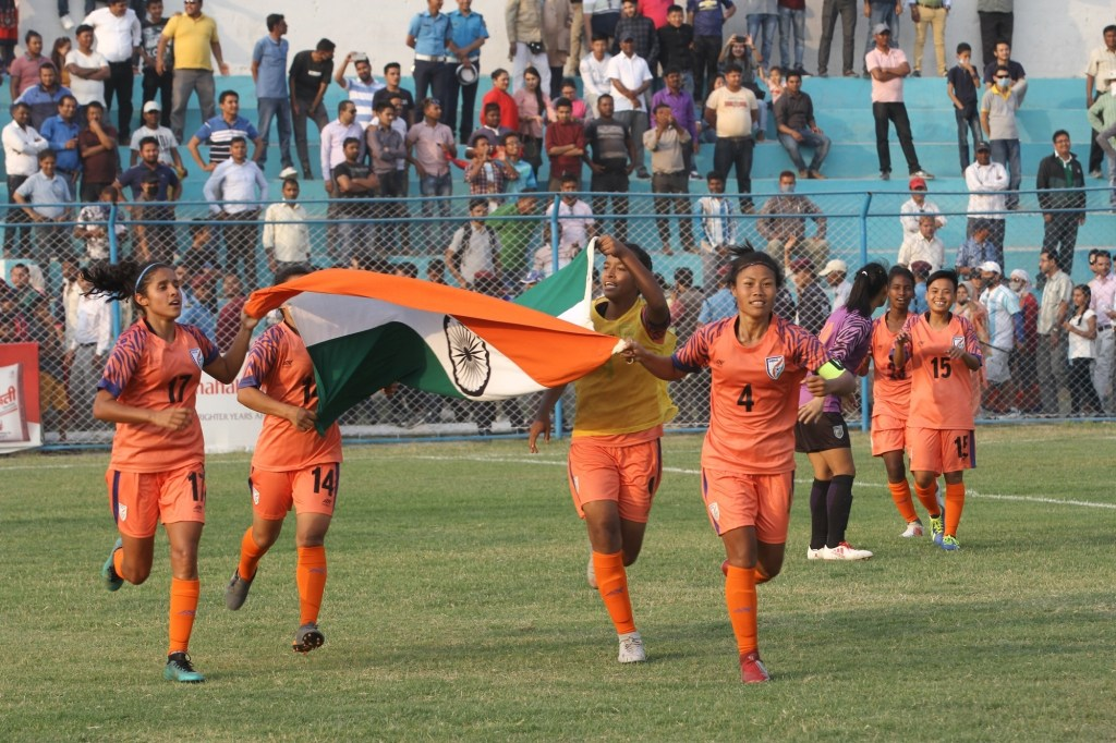 Hope to inspire next generation of girls, say women football icons.
