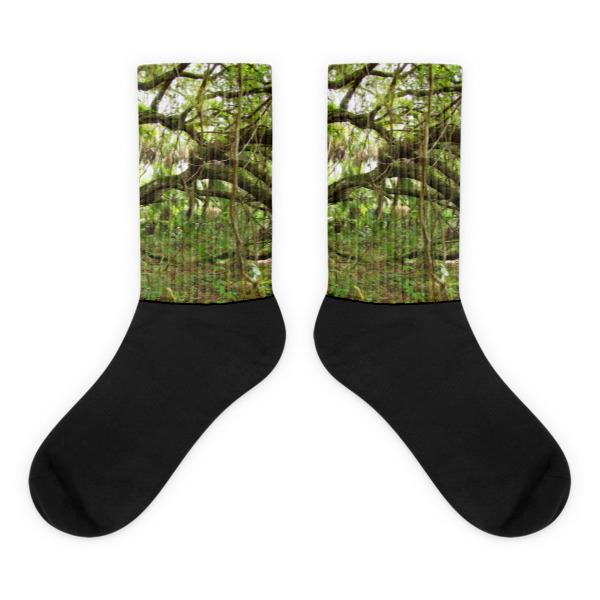 Cool Woodsy Socks