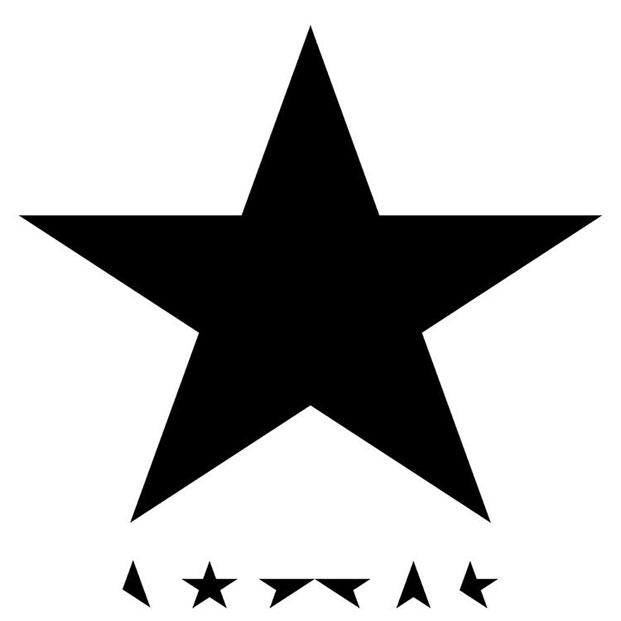Image result for david bowie blackstar album