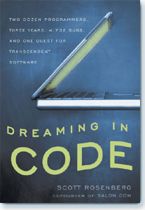 Dreaming in Code – No Really!