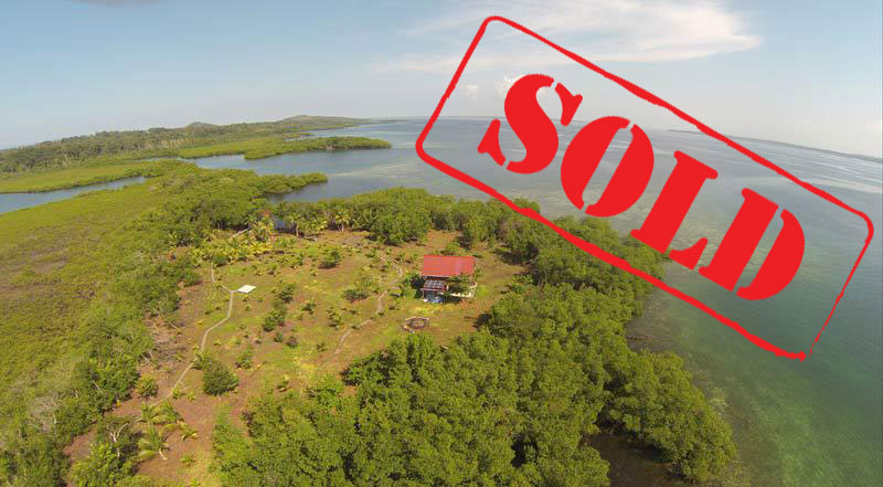 Island sold!! My new life of freedom.