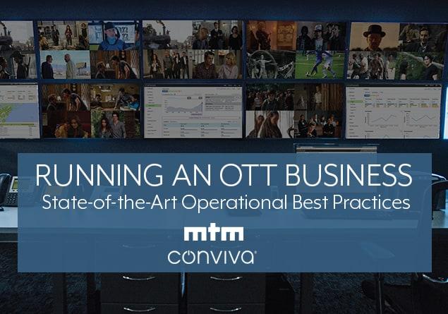 """""""Running an OTT Business"""" Whitepaper"""