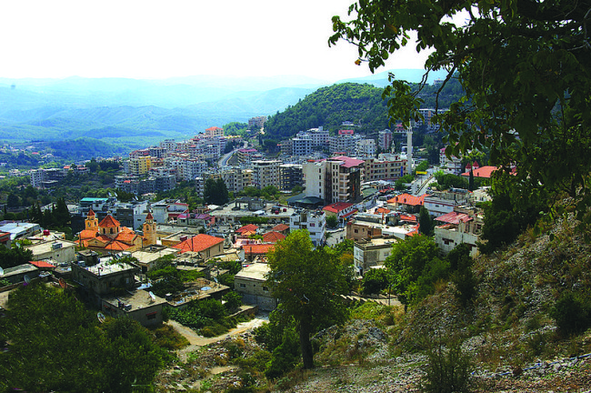 The ancient Armenian town of Kessab in Syria/ Creative Commons