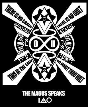 The Magus Speaks (2014) - Atu I