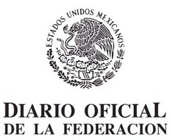 Logotipo del Diario Oficial de la Federación