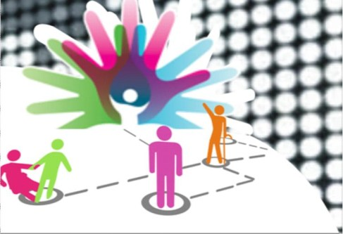 Cartel de invitación a la reunión de asociaciones de pacientes, DiMER 2014: PPuDMiap-FEMEXER-ISSSTE