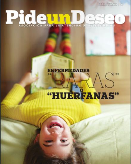 Revista Pide un Deseo, número 5