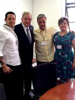Consejo-Salubridad-Gral-Jesus-Ancer-Rdgz, y FEMEXER David-Peña, Toto-Peña, y Celia-Palacios