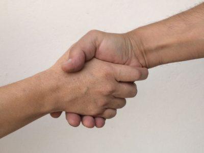 Trabajemos juntos. Trabajemos unidos. La unión hace la fuerza