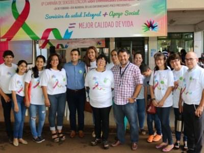 Pacientes de enfermedades raras piden salud integral y apoyo social