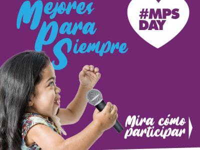 Día de las mucopolisacaridosis (MPS): también son enfermedades lisosomales