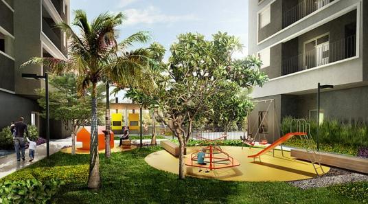 Park Jardim Sul - Playground e Churrasqueiras