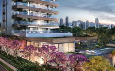Apartamento de Luxo Rua Curitiba 381