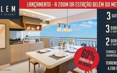 Lançamento Blem Home Resort