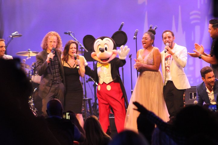#MMC30 - Mickey Mouse Club Reunion and Fundraiser for AITCF and others, at Walt Disney World