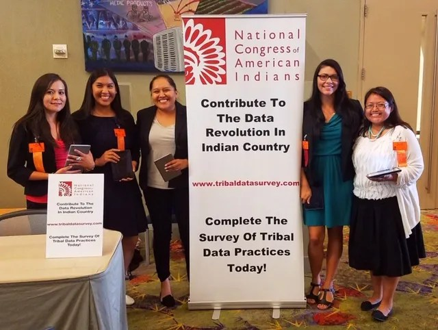Tribal Data Survey