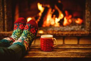 winter affects indoor air quality