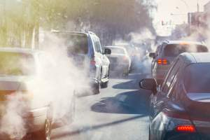 exhaust emissions indoor air quality