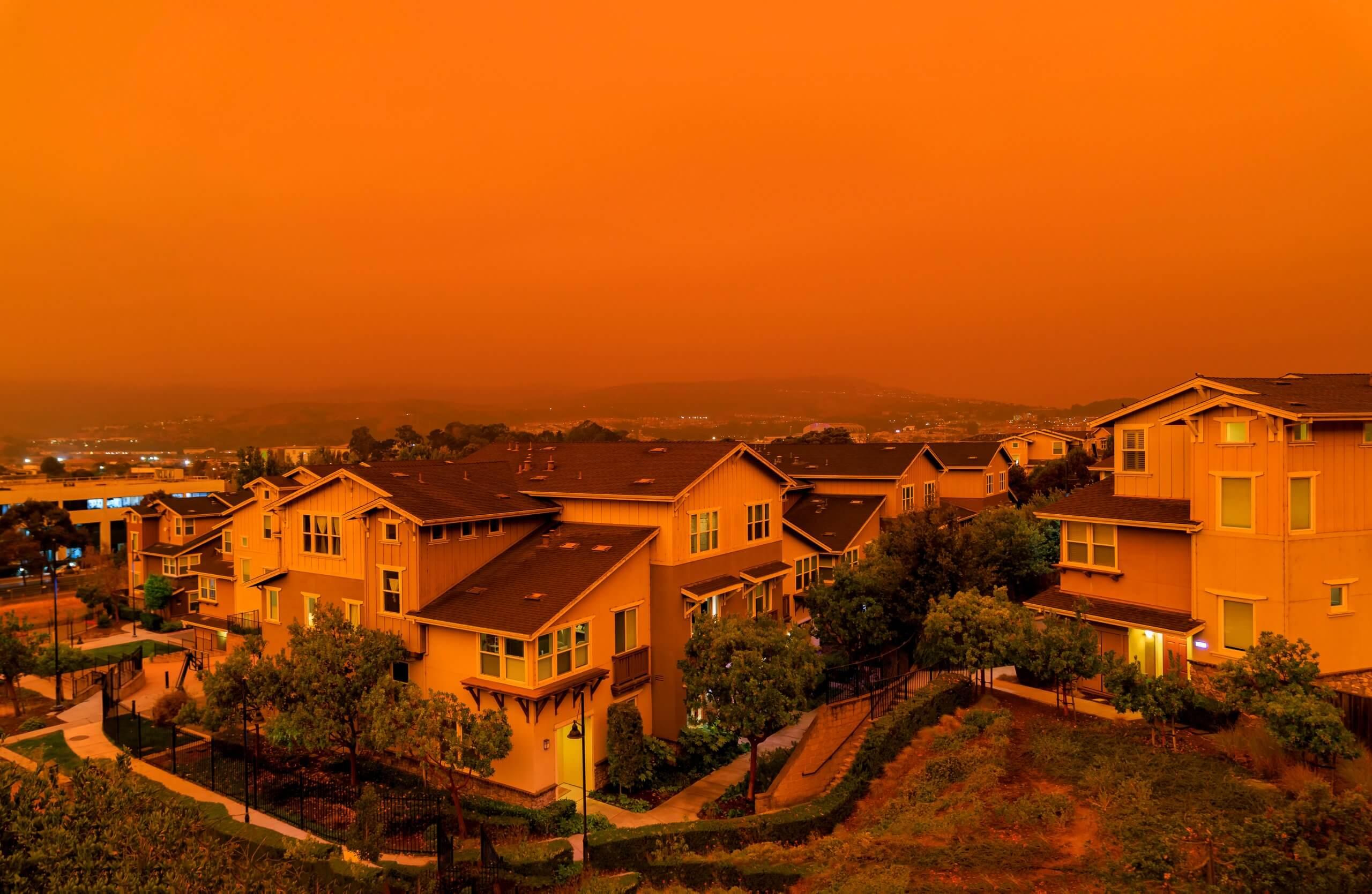 air filters wildfire smoke