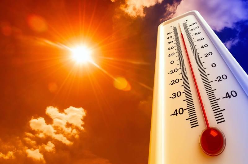 Heat days