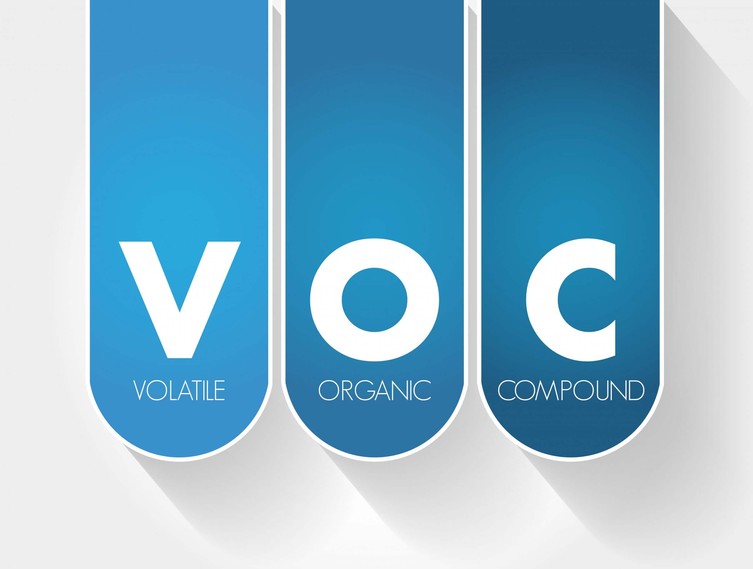 VOCs indoor air pollutants