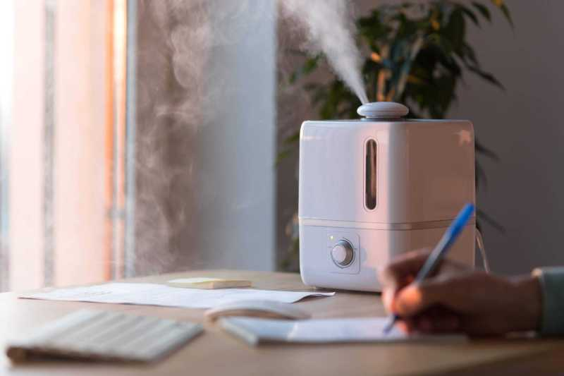 benefits of whole-home humidifier