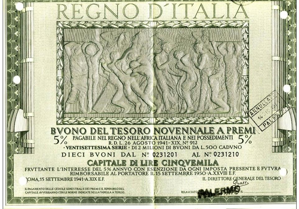 CAPIRE IL DEBITO PUBBLICO ITALIANO: PASSATO, PRESENTE E FUTURO