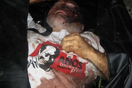 Raul Reyes era el portavoz de las FARC hacia el mundo