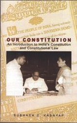 Our Constituition UPSC IAS Polity Book IASbaba