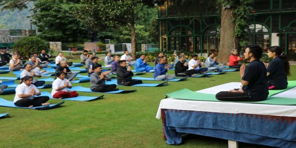 Every year Yoga Day is celebrated. Hence, it focuses on mental and physical well being at the training Centre. LBSNAA Full Form is  Lal Bahadur Shastri National Academy of Administration.