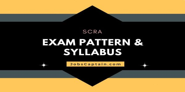 There are three papers in the first phase of Special Class Railway Apprentice Exam. There's a GK, Science and Math paper in this stage. SCRA Full form is Special Class Railway Apprentice.