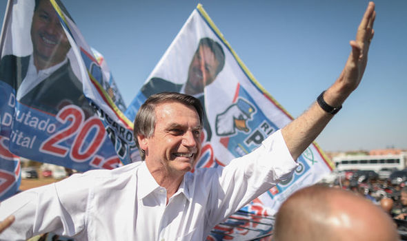 Is Bolsonaro the Messiah Brazil needs?