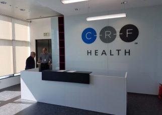CRF Health deschide la Iași primul birou oficial din România și estimează că va avea 100 de angajați până la sfârșitul anului