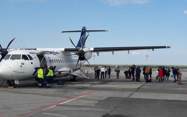 Mediul de business salută reluarea curselor aeriene Iași – Timișoara