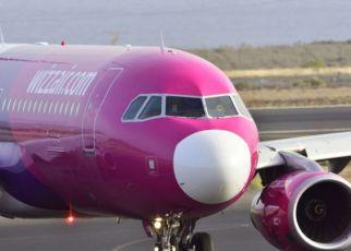 Wizz Air lansează luna aceasta noi curse aeriene directe de pe Aeroportul Internațional Iași