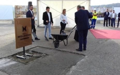 Au început lucrările la cel mai mare mall din Moldova