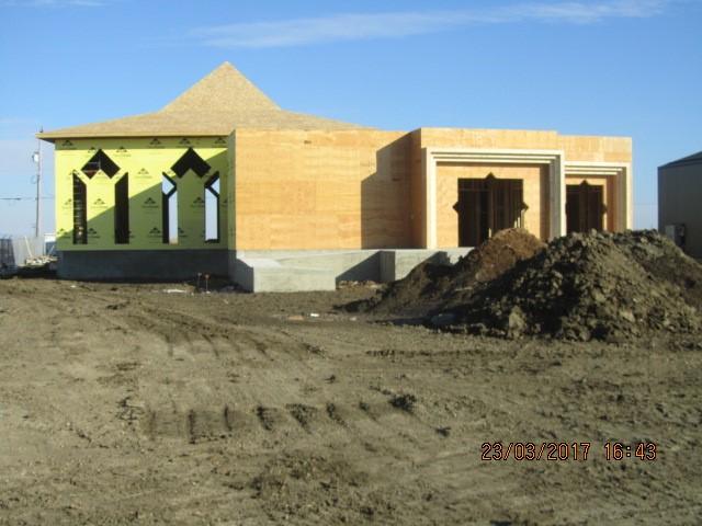 New Masjid Construction Progress