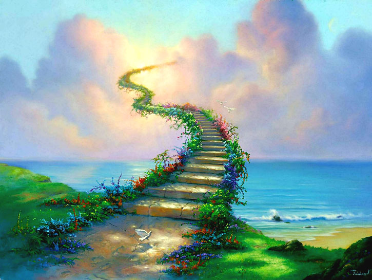 Stairway to Heaven- Jim Warren