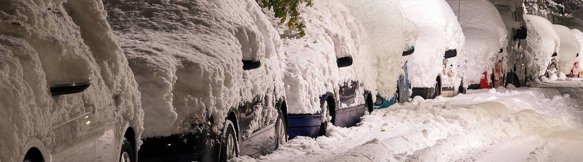 Do You Warm Your Car Up When Its Snow Covered