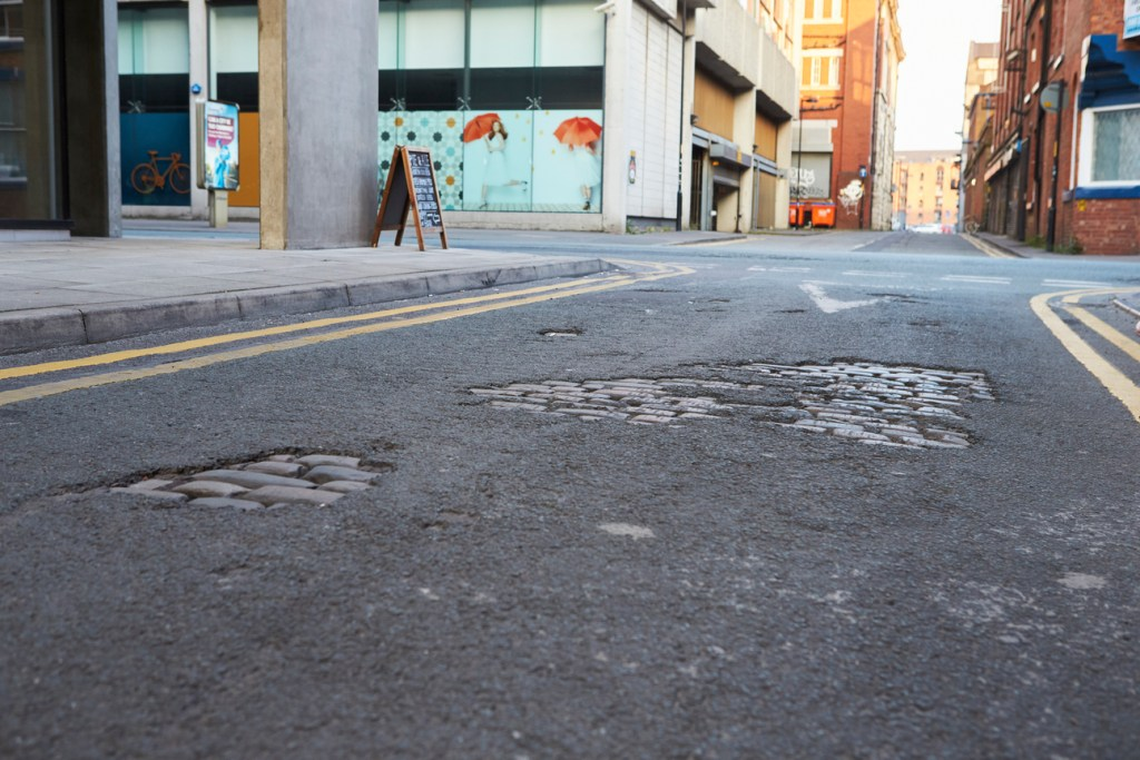 Hazards to Watch For This Spring. Potholes.