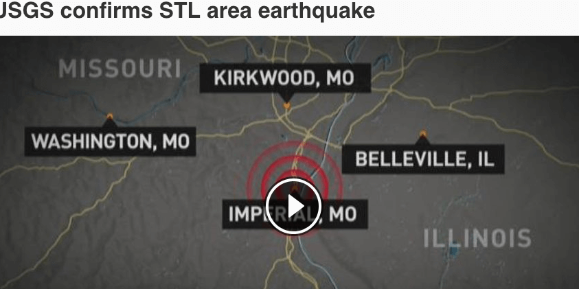 Earthquake Insurance in St. Louis