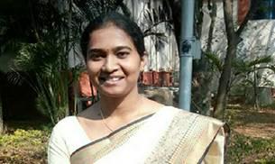 Nandini KR Rank 1 upsc 2016
