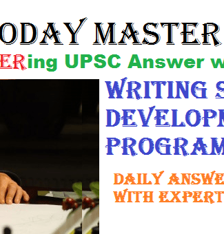 MASTER 2018 writing skill development program