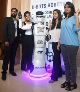 Robocop Hyderabad